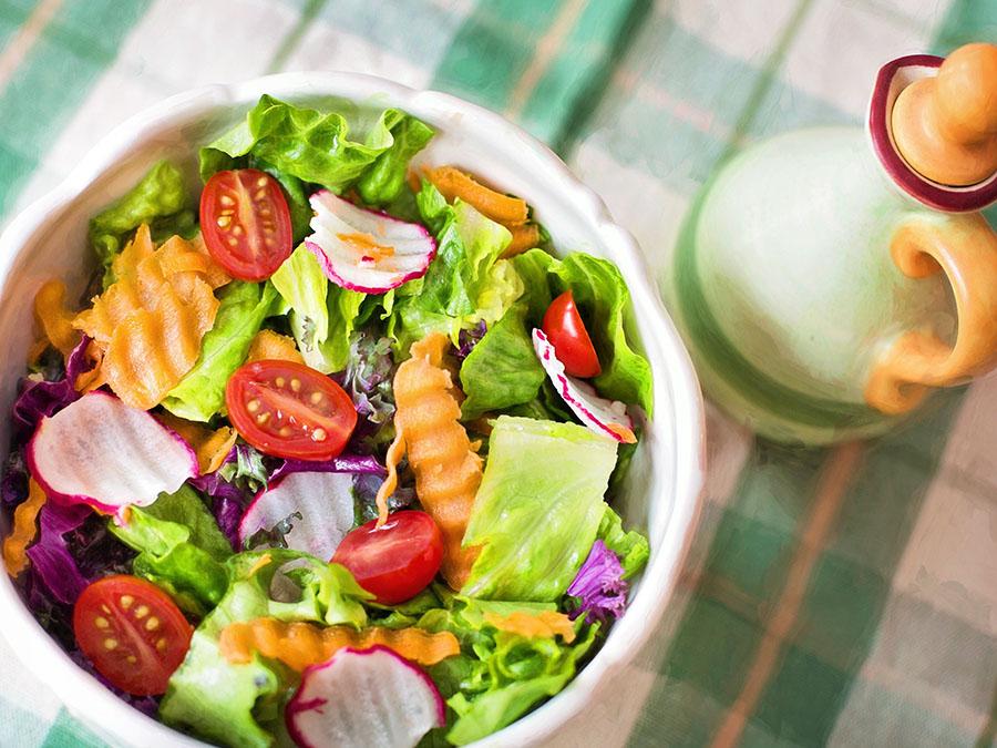 Oczyszczanie organizmu dieta